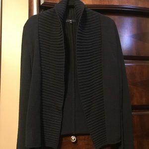 Gap Navy Open Sweater Cardigan Size M